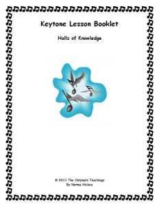 Keytone Lesson Book