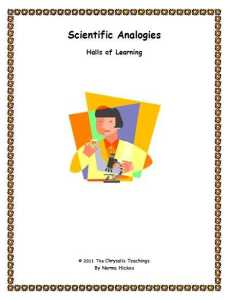 Scientific analogiess cover _Learning