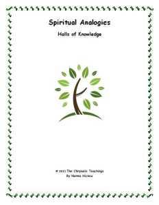 Spiritual analogies cover002
